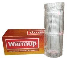 Warmup PVC 2 m2-es fűtőszőnyeg (150W/m2)