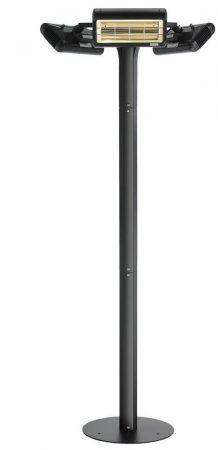RIVIERA ELITE 4500W, alacsony fényű sugárzókkal
