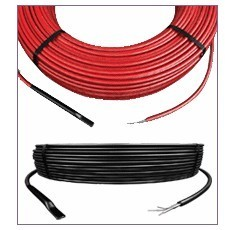 Hóolvasztó kábel (25 w/m) 90m 2250W