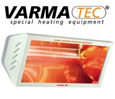 VarmaTec WR2000 infra fűtőegység